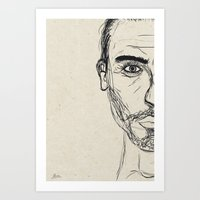 whisky Art Prints featuring Whisky by Corneile Minnaar