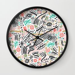 Adventure-free spirit Wall Clock
