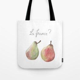 La France ? Tote Bag