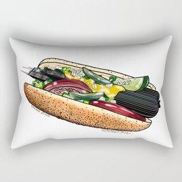 My Chicago Style Rectangular Pillow