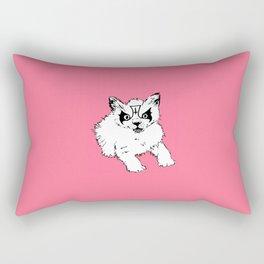 King Diameow Rectangular Pillow