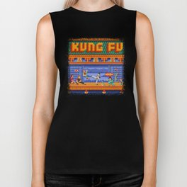 Fu Kung Biker Tank