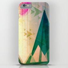 Ain't no mountain high enough Slim Case iPhone 6 Plus