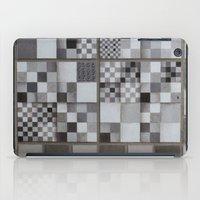 chess iPad Cases featuring Chess  by Geometric Arte Studio