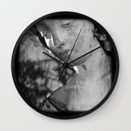 Angel of the Evening - Savannah, GA.  Wall Clock