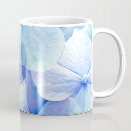 Bliss, Blue Hydrangea Coffee Mug