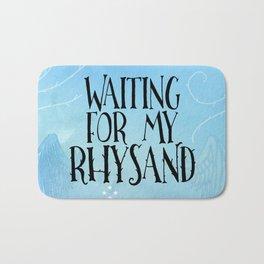 ACOTAR - Waiting for my Rhysand Bath Mat