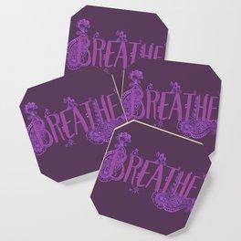 Breathe Coaster