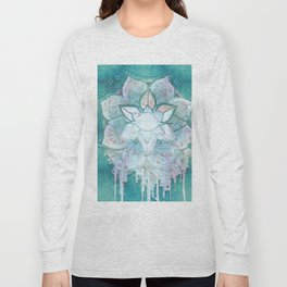Turq Mandala Long Sleeve T-shirt