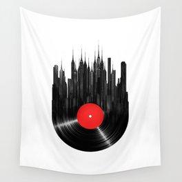 Urban Vinyl Wall Tapestry