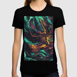 Neon Fluid T-shirt
