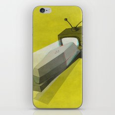 What's on TV? / II iPhone & iPod Skin