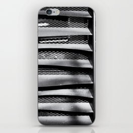 Angle of Venting I iPhone Skin