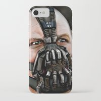 bane iPhone & iPod Cases featuring Bane by Spiro 1230