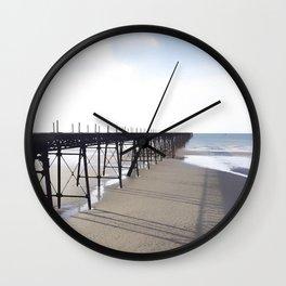 Victorian Pier Wall Clock