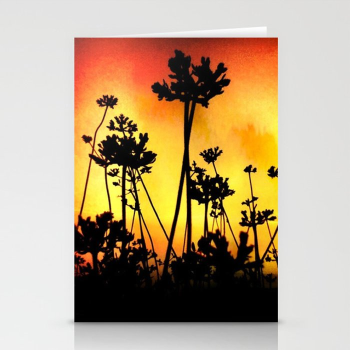 Embers Stationery Cards