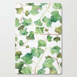 English Ivy Pattern Cutting Board