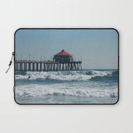 Huntington Beach Life Laptop Sleeve