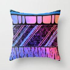 Lights & Music Throw Pillow
