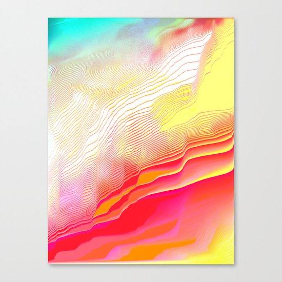 Pool Hallucination Canvas Print