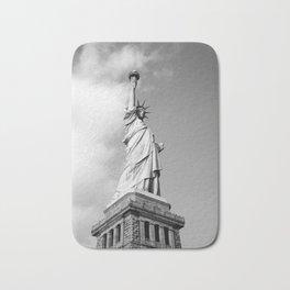 Lady Liberty - NYC Bath Mat