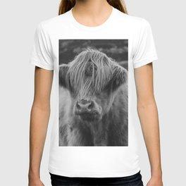 Highland cow III T-shirt