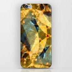 Sea Glass Waltz iPhone & iPod Skin