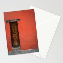 La Puerta Roja Stationery Cards
