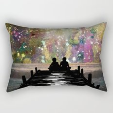 The Universe Was Ours Rectangular Pillow