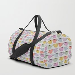 Colorful Cups Duffle Bag