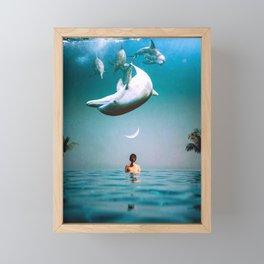 The Messengers Framed Mini Art Print
