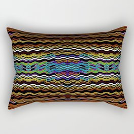 Resonant Earth Rectangular Pillow