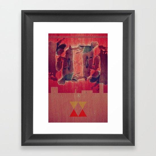 Mercury Framed Art Print
