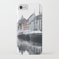 denmark iPhone & iPod Cases featuring Denmark by Kayleigh Rappaport