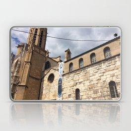 La Cathédrale de Saint Sauveur Laptop & iPad Skin
