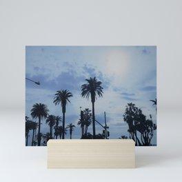 Santa Monica, California. Mini Art Print