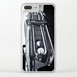 Edsel Clear iPhone Case