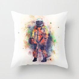 Superfluous Realization Throw Pillow