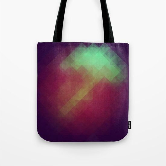 Jelly Pixel Tote Bag