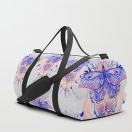 Butterfly Orchid Duffle Bag