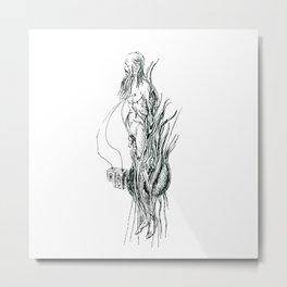 Vitae Sanctorum Draft 08 Metal Print