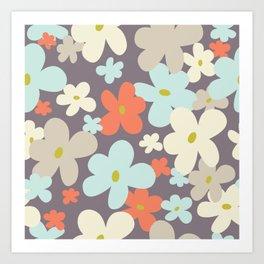 Garden Dream - Style C Art Print