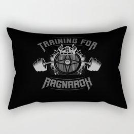 Viking, Viking Ragnarok, Odin Rectangular Pillow