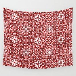 Ornamental Pattern Wall Tapestry