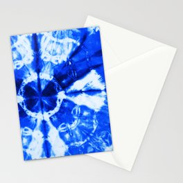 It's Bloomin' Blue Stationery Cards