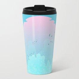 Between two waters Travel Mug