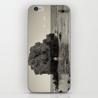 fifth element iPhone & iPod Skins featuring ELEMENT by Sébastien BOUVIER