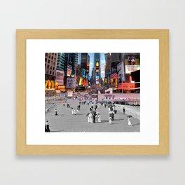 adasds Framed Art Print