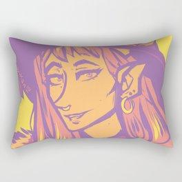 High Fashion Rectangular Pillow