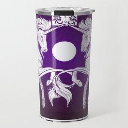 Celtic unicorn Travel Mug